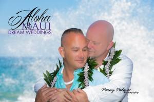 Maui gay weddings